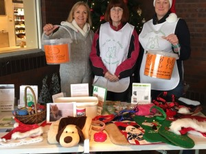 The Cat and Rabbit Rescue Centre - Fundraising – helping at local events Volunteer