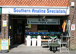 Southern Angling Specialists £50 Voucher